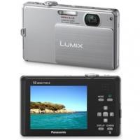 Câmera Digital Lumix Dmc-Fp1Lb-S Panasonic