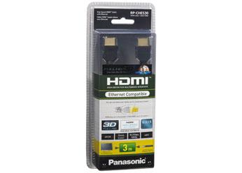 Cabo HDMI  Panasonic Original RP-CHES30PPK / W Preto