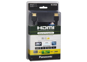 Cabo HDMI - RP-CHES50PPK / W - PANASONIC Original