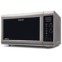 Microondas Panasonic 27L Nn-Gd587Sru Inox