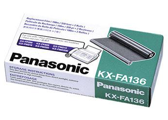 Filme para Fax Kx-Fa136A Panasonic Original