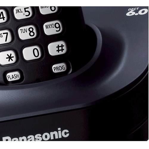 Telefone sem Fio Panasonic Dect 6.0 Kx-Tg1371Lbh