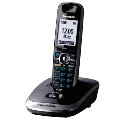 Telefone sem Fio Panasonic Kx-Tg7511Lbb Panasonic