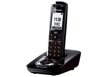 Telefone sem Fio Kx-Tg7421Lbb Panasonic