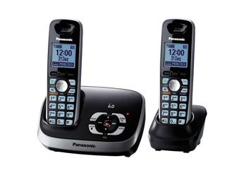 Telefone sem Fio Dect 6.0 Kx-Tg6522LbbPanasonic