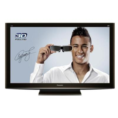 Tv Plasma 3D Tc-P50Vt20BPanasonic