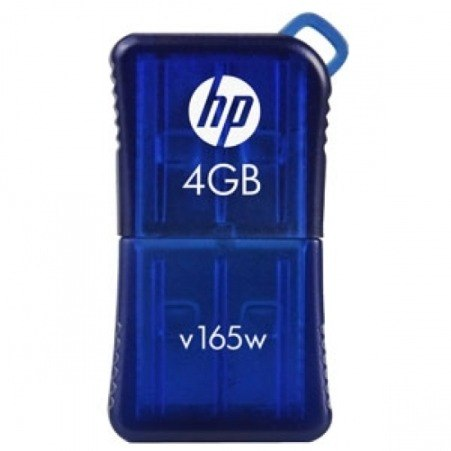 Pen Drive Hp Usb Flash Drive/Cle Usb V165W 4gb