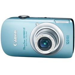 Câmera Digital 12,1 Mp Lcd 2,8 Conexão Hdmi Fd e Is Sd960Is