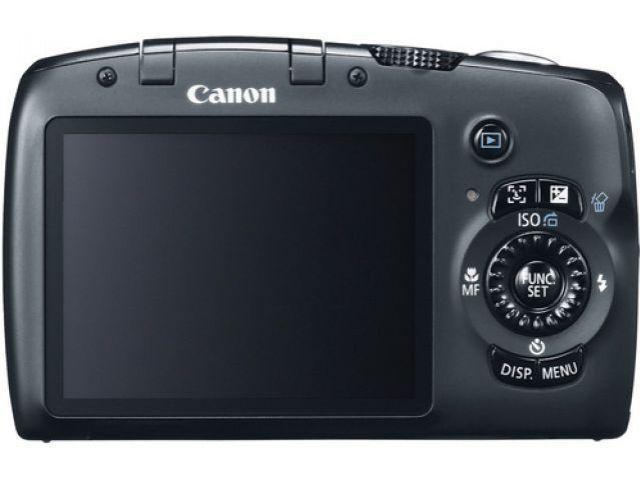 CÂM DIG 10 MP, LCD 3´´, ZOOM ÓPTICO 10 X E ESTAB DE IMAGEM - SX120IS