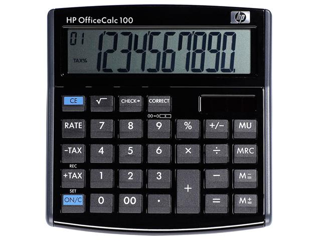 Calculadora Financeira Hp Office Calc 100