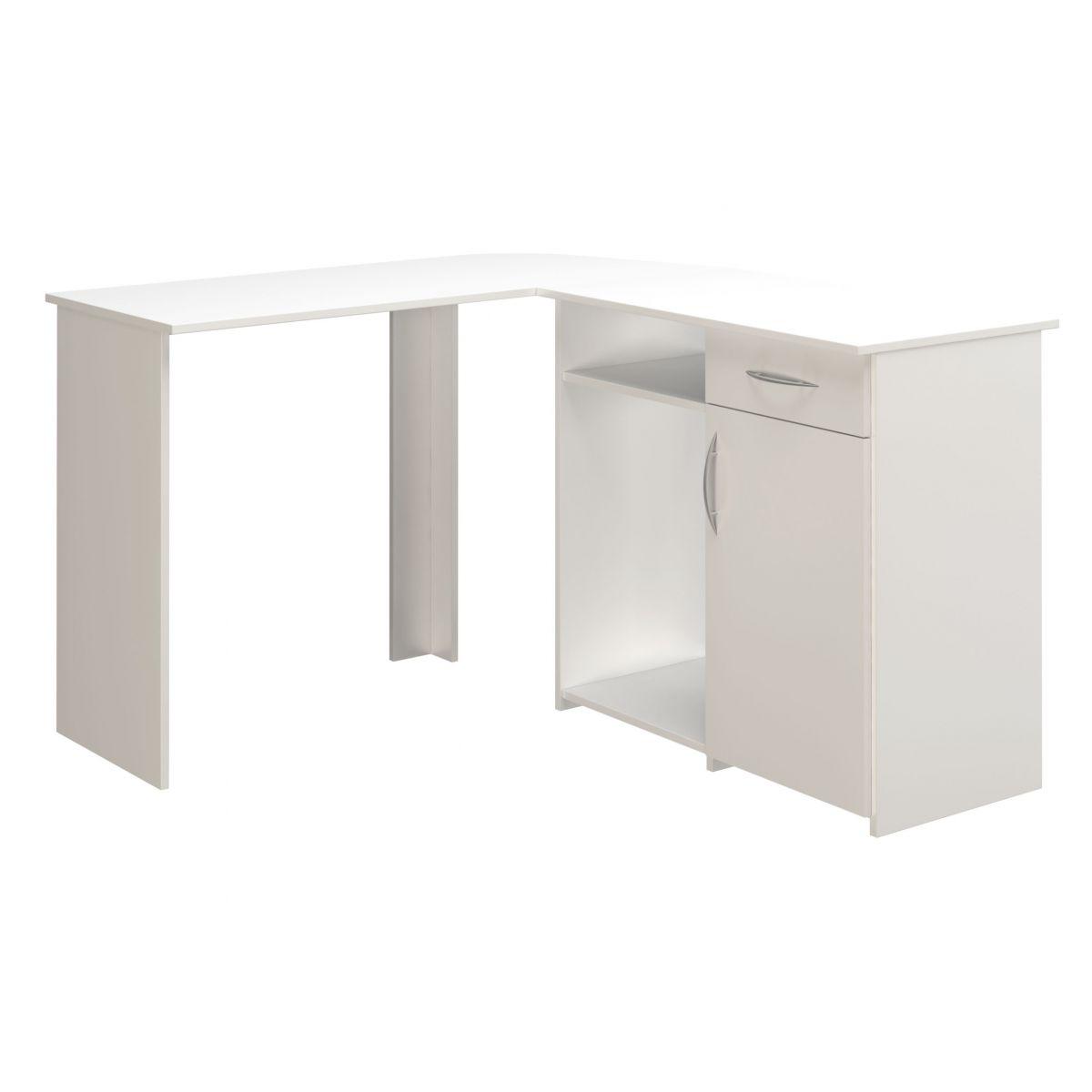 Kit de Mesa para Computador Union Multivisão Branco
