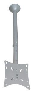 Suporte de Teto Skypró-G Cromado com Inclinação para Tvs Lcd Plasma Led de 32 a 52