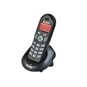 Telefone sem fio Elgin TSF-4001 - 1.9 ghz DECT 6.0, viva voz, id. Cham, display iluminado, até 5 ramais, despertador