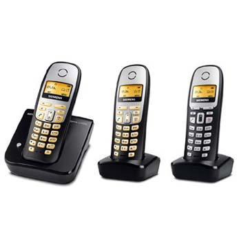 Telefone sem Fio Gigaset Cl6010 Trio