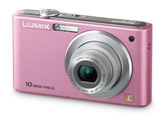 Câmera Fotográfica Lumix Dmc-F2Lb-P