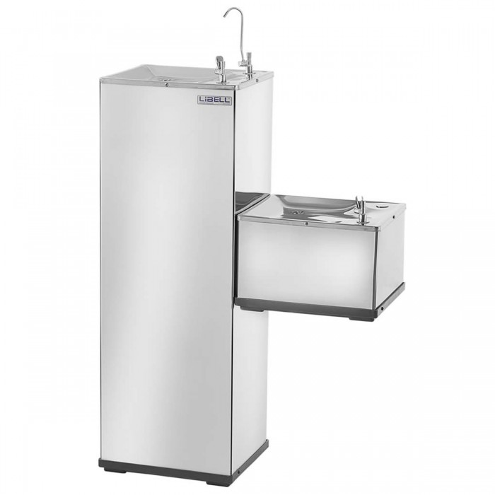 Purificador de Pressão Libell Press Side Inox 110v