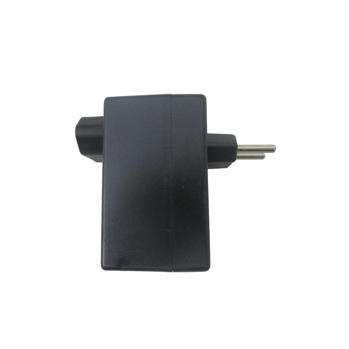 Conversor de Voltagem Multicraft 60 Va Converte Tomada 110v para 220v
