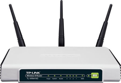 Roteador Wireless 300M Tl-Wr941Nd