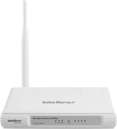 ROTEADOR WIRELESS 54M - WRG 140 E