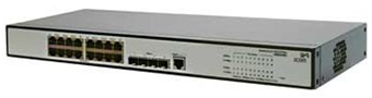 SWITCH 3COM 2920 20 PORT - 16 10/100/1000 + 4 1000 SFP - FIBRA