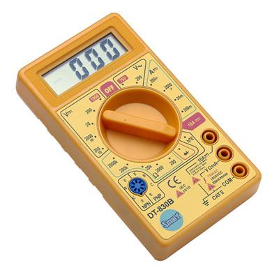 Multimetro Digital Dt-830B-St