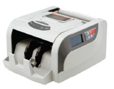 Contadora de Cédulas Menno 860T 110v 1200 Notas ou Ticket/Minuto Detecta Falsas Uv e Mg