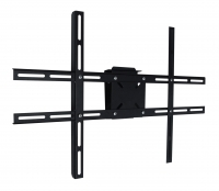 Suporte de parede para TV Brasforma SBRP430 de 10 a 70 pol + suporte DVD