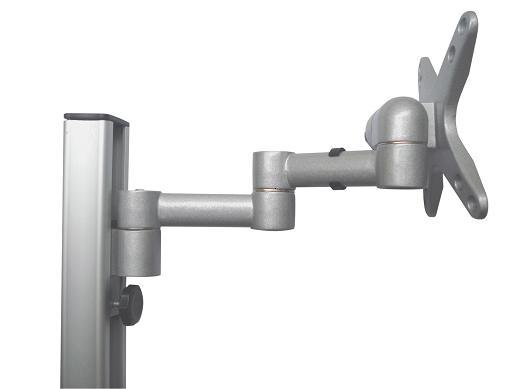 Suporte Universal de para Monitores Brasforma Sbrm753 Prata