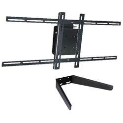 Suporte de Parede para Tv de 10 à 47 1 Movimento Vertical Brasforma Sbrp410