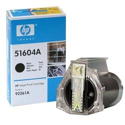 Cartucho de Tinta Hp51604A Preto Impressora de Cheques Pertochek Perto 501/502