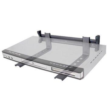 Suporte de Parede para DVD ou Acessórios Multivisão SDVD-40 Preto