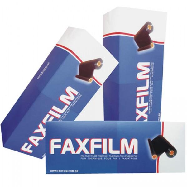 Filme para Fax Panasonic Kx-Fa57A Genérico Faxfilm (Refil)