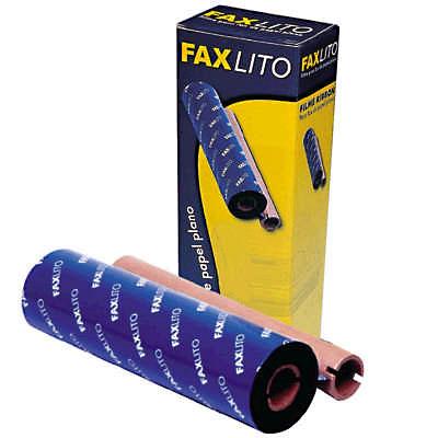 Filme para Fax Panasonic Kx-Fa92A / 54A Generico Faxlito