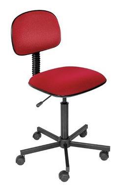Cadeira Secretária com Regulagem de Altura Mecânica - Multivisão