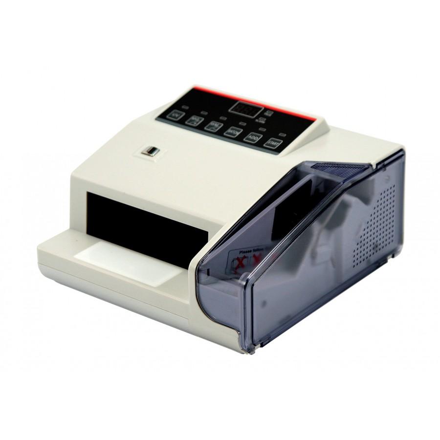 Contadora de Cédulas V70 Conta 600 Cédulas/Min. / Detecção Cédulas Falsas Bivolt