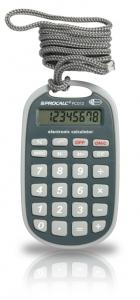 Calculadora de Bolso Procalc Pc012 8 Díg Bateria Acompanha Cordão para Pendurar (G10)
