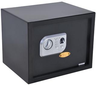 Cofre Biométrico Menno 30 FPN Dim. Externas: A300 x C300 x L380mm - Dim. Internas: A295 x C240 x L375mm