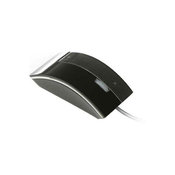 Mouse Samsung Pleomax SPM8000 Mouse Zen Óptico scroll 800dpi USB/PS2 Preto