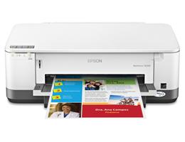 Impressora Jato de Tinta Epson Workforce T42Wd Wireless 4 Cores