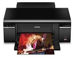 Impressora Epson Stylus Photo T50 - Jato de Tinta, 6 cores