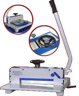Guilhotina Semi Industrial Master Plus Excentrix Ex330 Base 555x510 300 Folhas 35,5kg