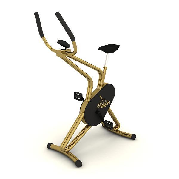 Bicicleta Ergométrica MT 1111 PD / MT 1011 PP - Metávila