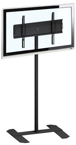 Pedestal de Chão para Tvs Lcd/Plasma/Led de 32 a 52 Multivisão Unipró 100