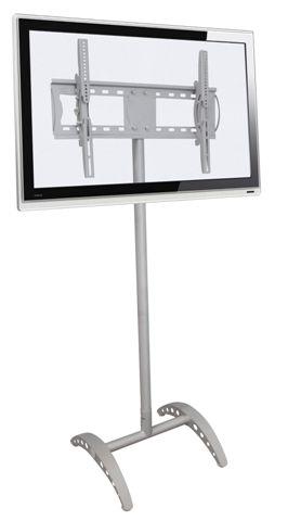 Pedestal de Chão para TVs LCD/PLASMA/LED de 32´´ a 52´´ Multivisão UNIPRÓ ARCO