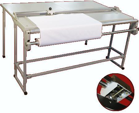 Refiladora Duplo Eixo Excentrix RD 1,50 - Comp. do Corte: 1500 mm, Dim. da Base: 400x1800, Cap. de Corte: 10 folhas, Peso: 13 k Sem Mesa