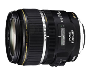 Objetiva Zoom Grande Angular Efs17-85mm F/4-5.6 Is Usm