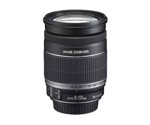 Objetiva Zoom Grande Angular Efs 18-200mm F/3.5-5.6 Is