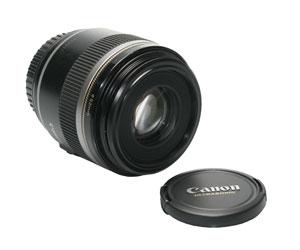 Objetiva Fixa Original Canon Efs60mm F/2.8 Usm