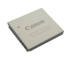 Bateria Recarregável Câmeras Canon Powershot S Sd e Tx1 Nb4L