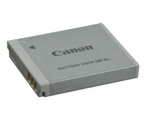 Bateria Recarregável para Câmeras Canon Powershot D S e Sd Nb6L